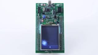 ST TouchGFX Demo Video - TouchGFX, STMicroelectronics