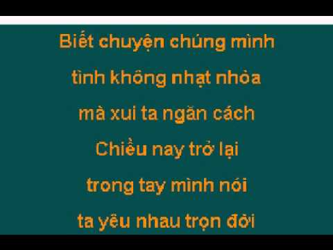 Hai trom hoa rung (Song ca) _ Hoang Ha