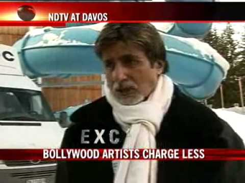 Amitabh on how recession has hit Indian film industy