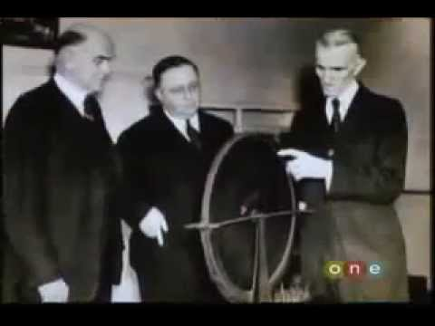 WhateverWorks: Nikola Tesla (The Lost Lightning)1