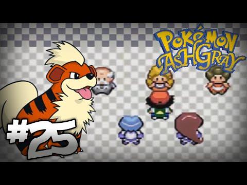 Let's Play Pokemon: Ash Gray - Part 25 - Where are you Nurse Joy?