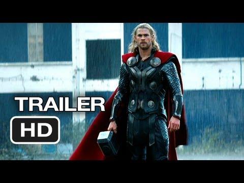 Thor: The Dark World Official Trailer #1 (2013) - Chris Hemsworth, Natalie Portman Movie HD