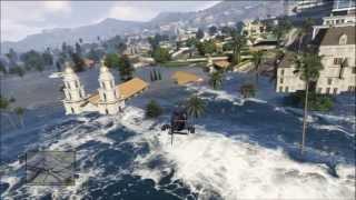 [1.08/Offline/Online] Grand Theft Auto V Tsunami Mod