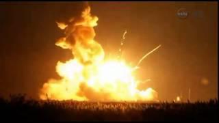 WOW..Roket Nasa ini Meledak 6 detik setelah meluncur