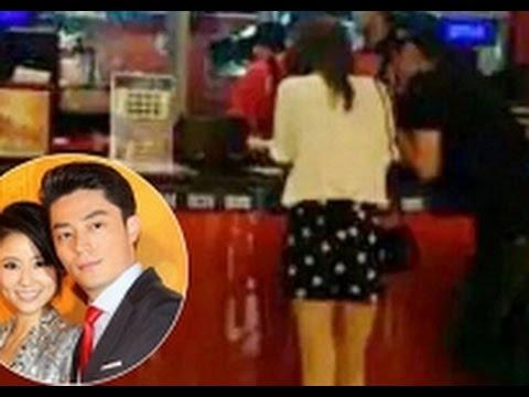 Lâm Tâm Như - Hoắc Kiến Hoa bị bắt gặp đi xem phim trước ngày cưới(tin tuc sao viet)