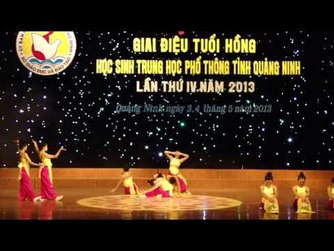 Múa Duyên quê THPT Quảng Hà, Hải Hà, Quảng Ninh
