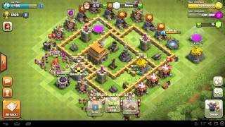 BEST Town Hall Level 5 (TH5) Base Defense Design Layout