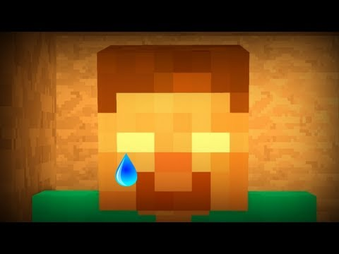 Herobrine has feelings too - Minecraft