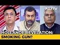 Hollandes Rafale Revelation: BJPs Bofors Moment?