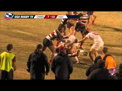2013 USA Rugby College 7s National Championship: Central Washington vs. Davenport
