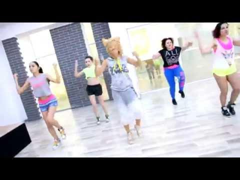Shakira - Dare (La La La) Zumba Fitness by Didem Zeybek and Narciss.NERO DANCE CENTER