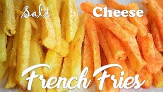 Homemade FRENCH FRIES recipe pang NEGOSYO | It's More Fun in the Kitchen