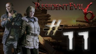 Resident Evil 6 Detonado (Walkthrough) Jake Parte 11 FINAL HD