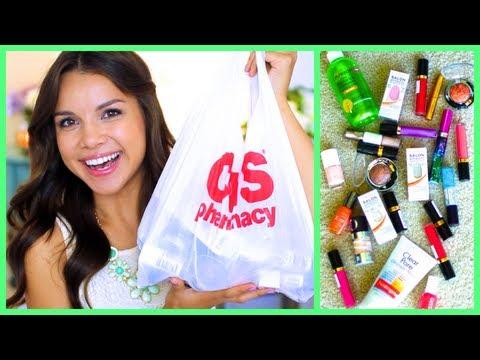 Summer Drugstore Beauty Haul!