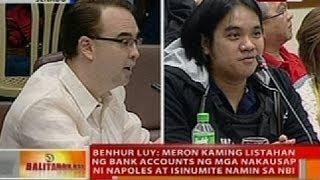 BT: Pagdinig ng Senado kaugnay ng pork barrel scam (Sept. 12, 2013 - Part 2)