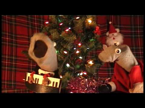 Xmas Songs You Daren't Sing - Scottish Falsetto Sock Puppet Theatre
