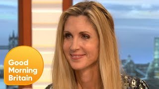 Ann Coulter: I've Been Dying to Be Hated in Europe Again | Good Morning Britain