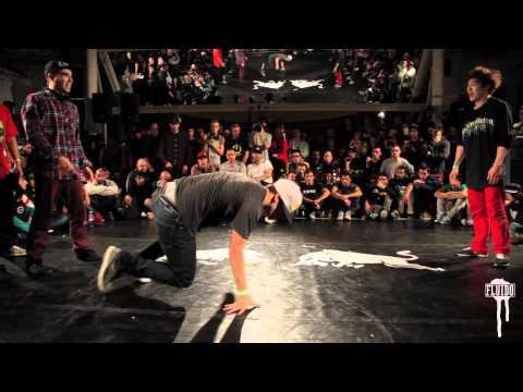 FLUIDO JAM 6 FINAL: KNUCKLEHEADZ CALI (USA) VS JINJO CREW (Korea)