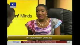 Nollywood Interview: Getting personal with Chika Ike on Rubbin Minds