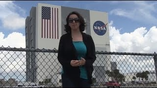 Touring The VAB At Kennedy Space Center Vehicle Assembly