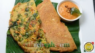 Mix Vegetable Adai..