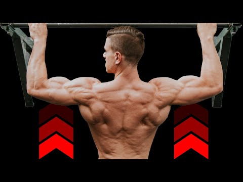 How to Increase PULL-UP Reps (Full Workout)