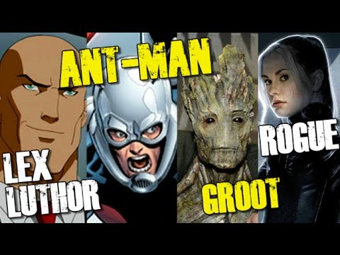 Paul Rudd is Ant-Man , Vin Diesel is Groot