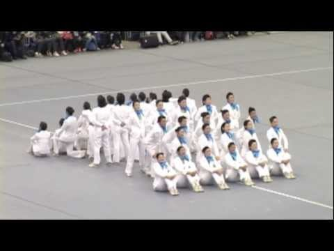集団行動 group action 2011年 Japanese Precision Walking Competition