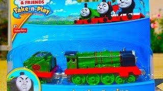 BIG CITY ENGINE Thomas Take N Play NEW 2014 Die Cast Toy
