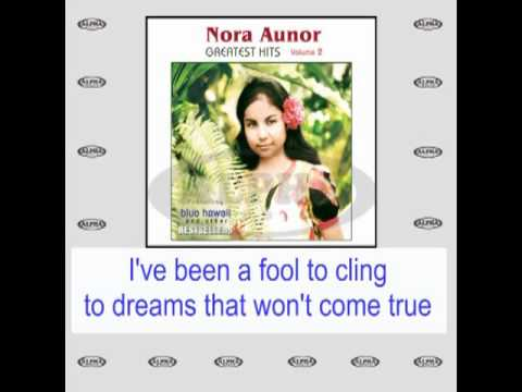 In My Life By Nora Aunor (With Lyrics)