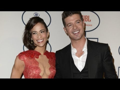 Will Robin Thicke's New Song Win Back Estranged Wife Paula Patton?