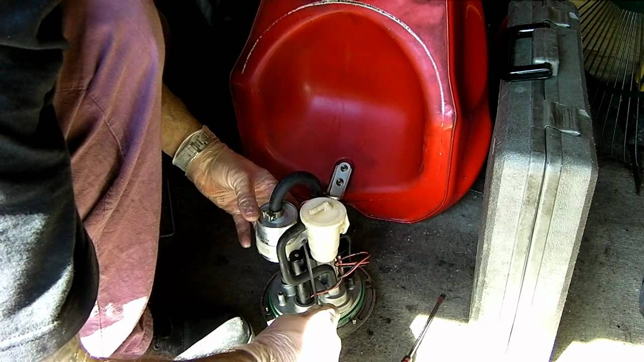 Ducati Supersport Oil Change