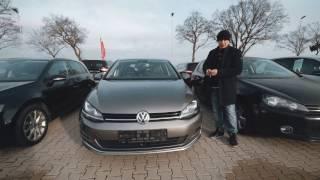 Осмотр Volkswagen Golf в хорошей комплектации, но не купили( Денис Рем Дестакар