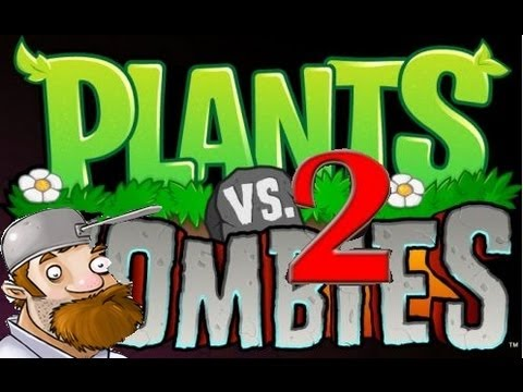 Plants vs Zombies 2 - RELEASE DATE!! Announced by Crazy Dave!! (INSANE)