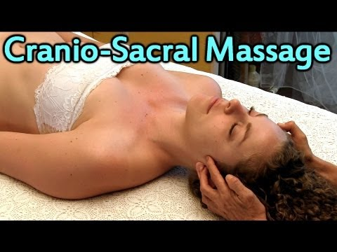 What is Craniosacral Therapy? Massage Techniques for Head & Face, HD Massage Therapy Relaxing ASMR