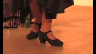 Aprende a bailar Sevillanas. Parte 11
