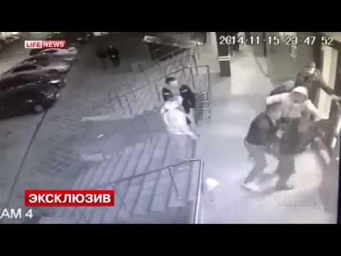 Драка в Воронеже 15 ноября, кафе IL TOKYO - drakoff.ru