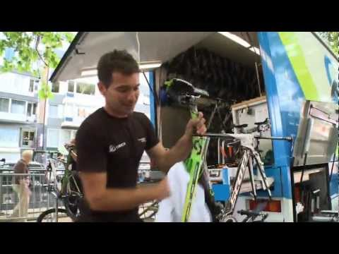 Orica-GreenEDGE Backstage Pass - Tour de France Prologue