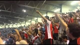 Torcida do River Plate canta muito no Mineir�o