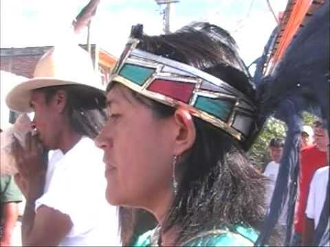 Danzas Prehispanicas en Comonfort 3