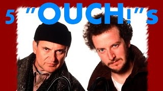 "My Top 5 Home Alone ""Ouch"" Moments"