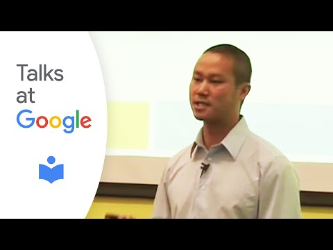 Leading@Google: Tony Hsieh