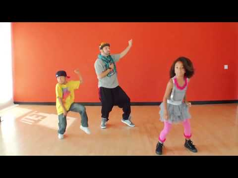 Learn A Great New Dance For (And With) Your Kids!