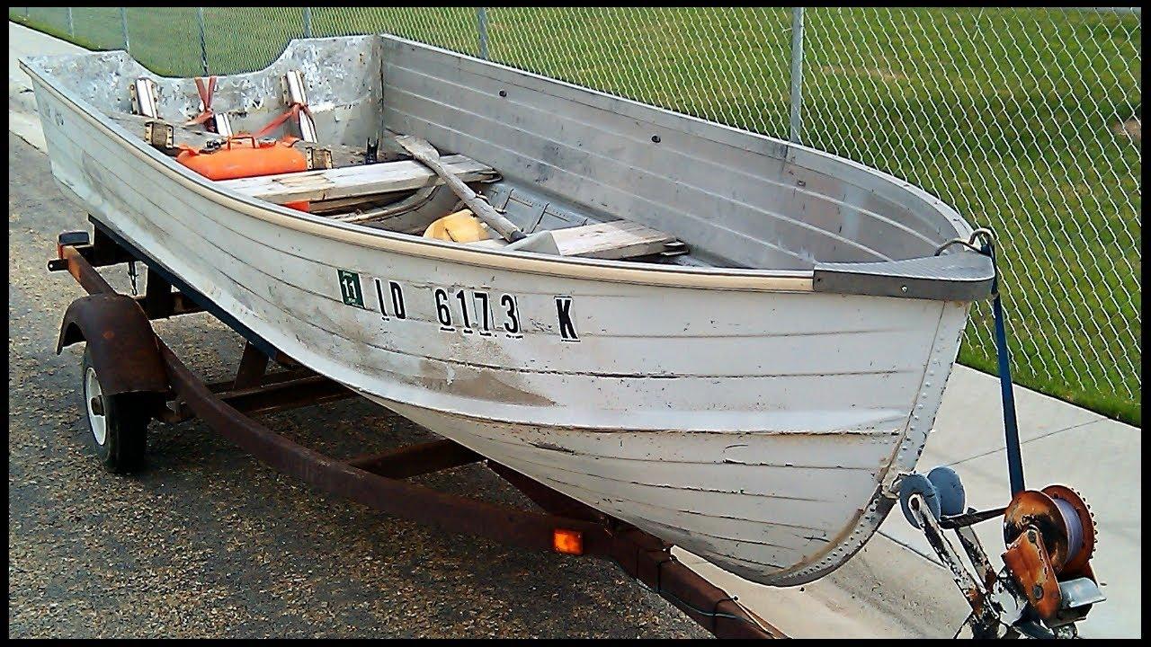 Jon Boats Aluminum Jon Boats
