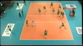 World League 2007 Final Six Brazil-Bulgaria 2:3 (4 set)