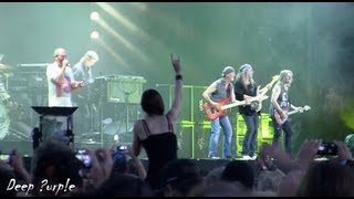 DEEP PURPLE - Live at Wacken Open Air 2013