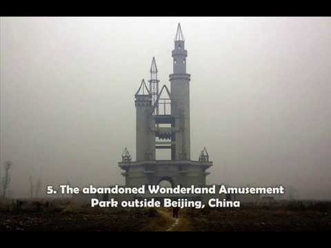 33 Most Amazing Beautiful And Scary Abandoned Places In The World Youtube