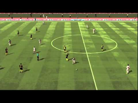 FIFA Digital World Cup 2014 Qualification: Malaysia - Chinese Taipei