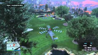 Grand Theft Auto 5 - UFO Online (Custom Deathmatch)(PS3)