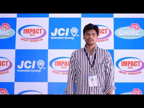 JCI Hyderabad Synergy - IMPACT 2013 - 67
